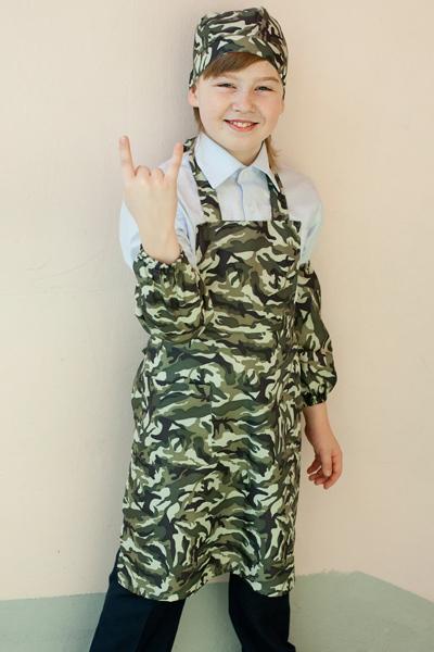 Комплект одежды для уроков труда для мальчиков